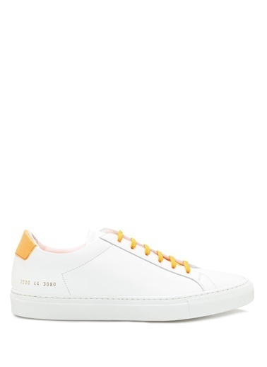 Common Projects Sneakers Oranj